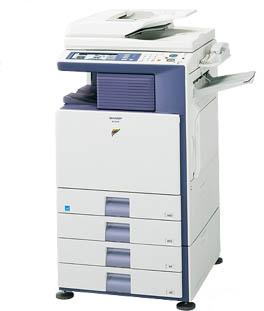 シャープ(Sharp) カラー複合機 MX-2000F