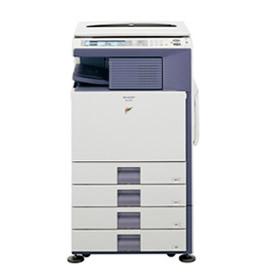 シャープ(Sharp) カラー複合機 MX-2700G
