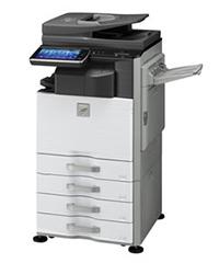 シャープ(Sharp) カラー複合機 MX-3640FN
