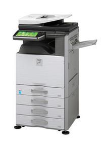 シャープ(Sharp) カラー複合機 MX-4110FN