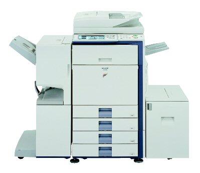 シャープ(Sharp) カラー複合機 MX-4501FN