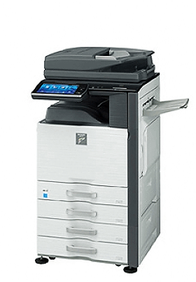 シャープ(Sharp) カラー複合機 MX-5140FN