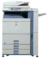 シャープ(Sharp) カラー複合機 MX-5500N