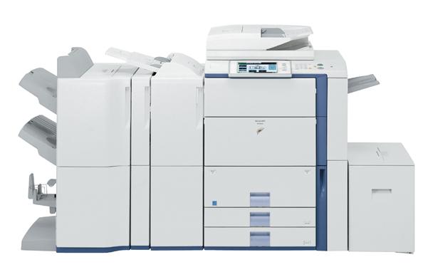 シャープ(Sharp) カラー複合機 MX-6201N