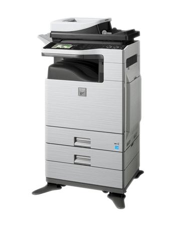 シャープ(Sharp) モノクロプリンタ・コピー MX-B382P