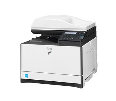 シャープ(Sharp) カラー複合機 MX-C300W