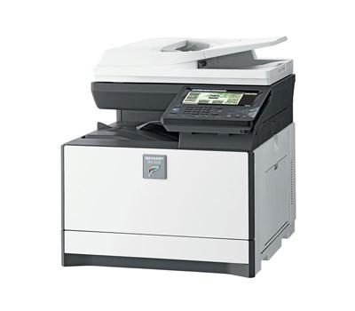 シャープ(Sharp) モノクロプリンタ・コピー MX-C302W